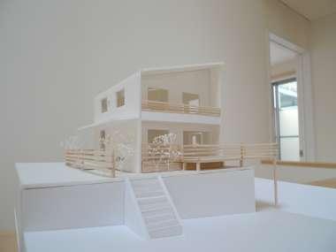 M様邸模型2