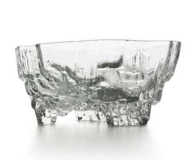 氷をモチーフにしたグラス1