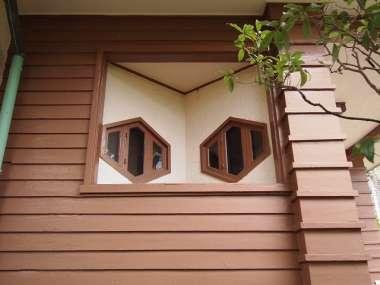 六角形の窓2