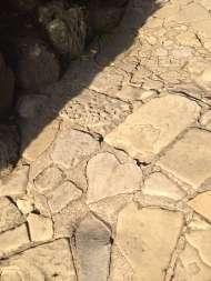 グラバー園ハート石2